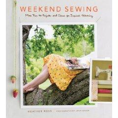 Wknd sewing