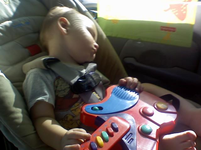 Sleepy rocker
